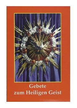 Gebete Zum Heiligen Geist